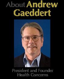 About Andrew Gaeddert