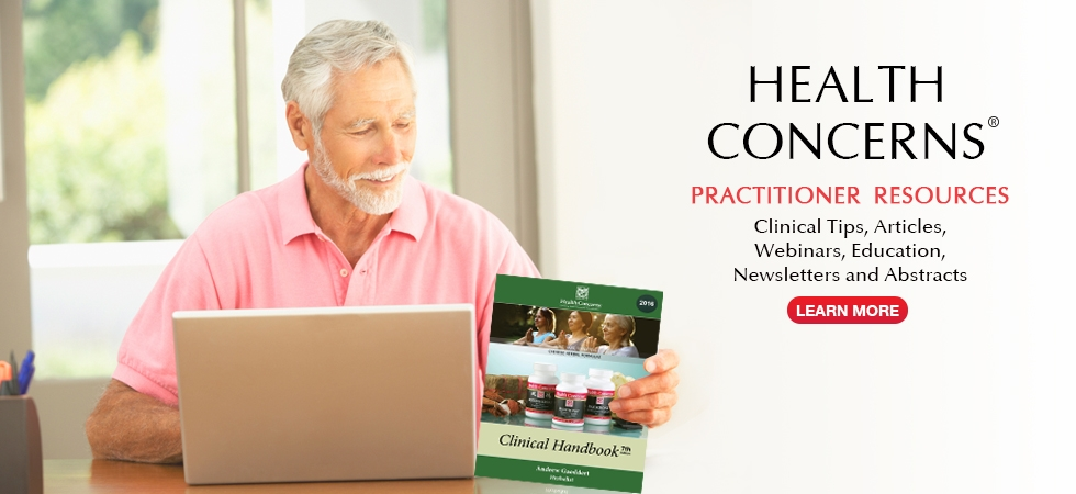 Health Concerns Practitioner Resources