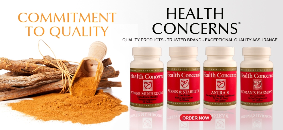 Health Concerns Commitment to Quality